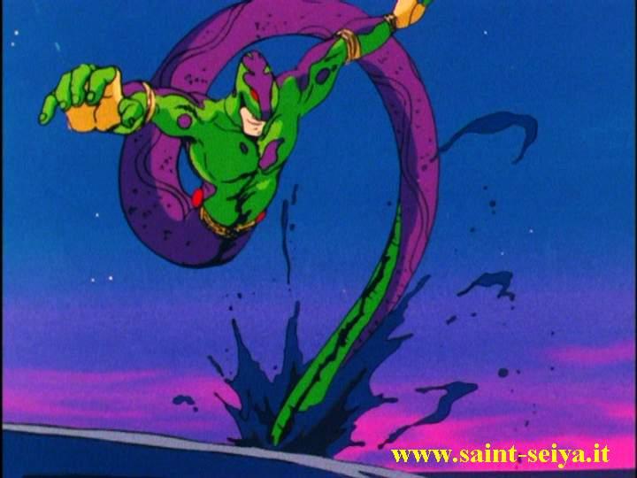 Caballero Fantasma- Serpiente de mar Ser025